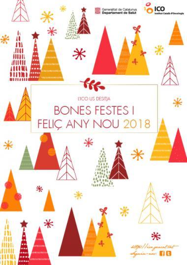 Bones Festes i Feliç Any 2018!
