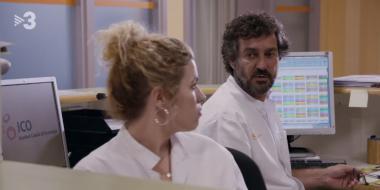 """L'ICO present a la nova sèrie de TV3 """"Com si fos ahir"""""""