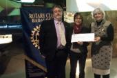Rotary Club destina la seva recaptació a l'ICO Badalona