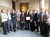 Carlos Alberto González, emèrit de la Unitat de Nutrició i Càncer de l'ICO, ha estat premiat pel Centre Català de la Nutrició de l'Institut d'Estudis