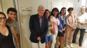 L'ICO recorda a Xavi Castellsagué i li dedica una sala dins l'espai del PREC