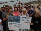 L'ONCOSWIM recapta 24.000 euros per a la investigació del càncer de mama triple negatiu
