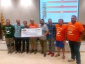 El Grup CataLands Solidaris dóna 10.000 euros al Programa ProCURE