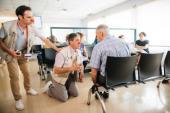 L'ICO i Pallapupas impulsen un programa pioner per a millorar el benestar dels pacients oncològics adults