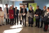 El director del CatSalut inaugura la Unitat d'Atenció Continuada Oncològica i les noves dependències de l'ICO Badalona